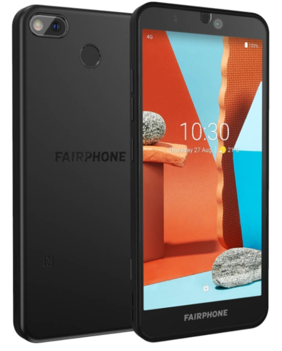 Fairphone 3+ now available on Sky Mobile