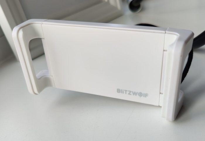 BlitzWolf BW TS1 Tablet / Phone Flexible Holder   Review