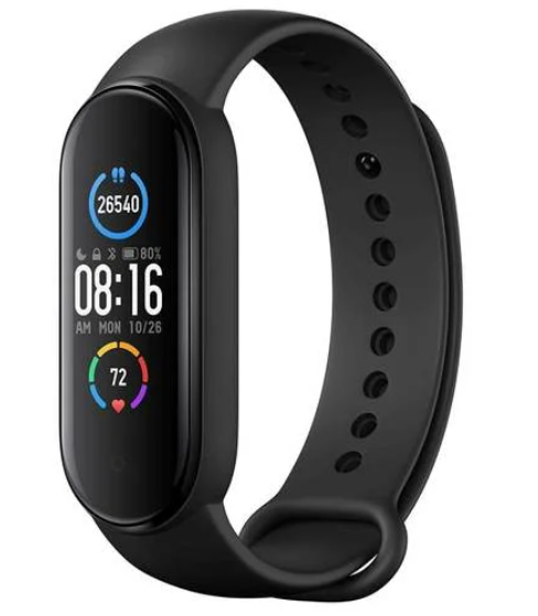 Mi Band 5 Fitness Tracker, now just £27.55