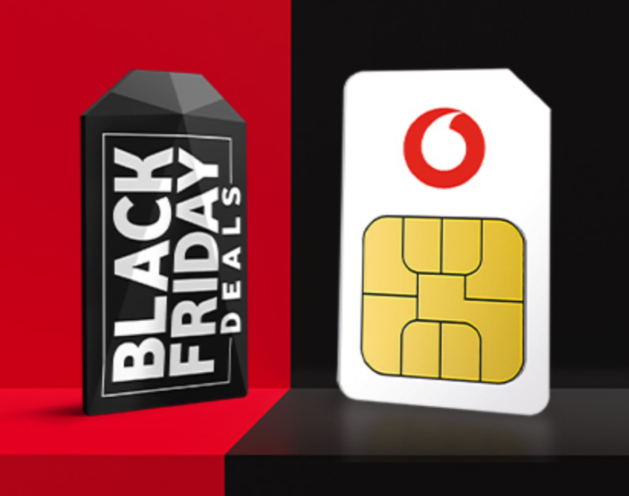 More Vodafone Black Friday offers