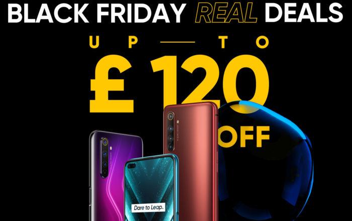 The Realme 7 5G arrives, plus loads of Black Friday deals