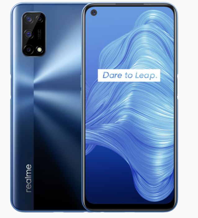 Realme 7 5G down to £229 this weekend
