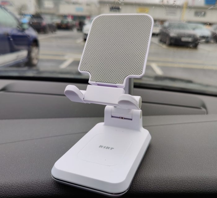 KIKR S1   2 in 1 Phone / Tablet Holder   Review