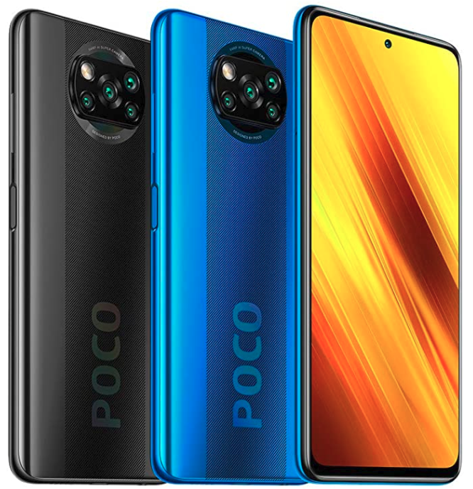 Deal   POCO X3 NFC down in price.