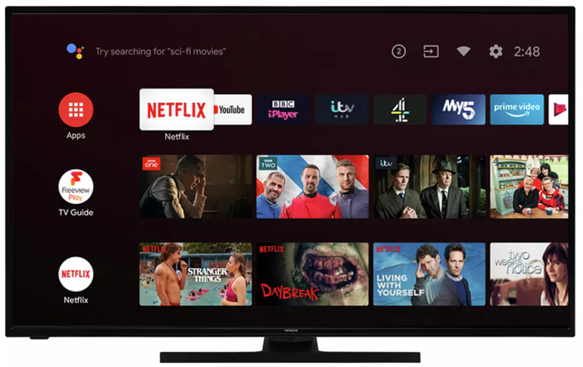 Getting a Smart TV this Christmas? Go for Android!
