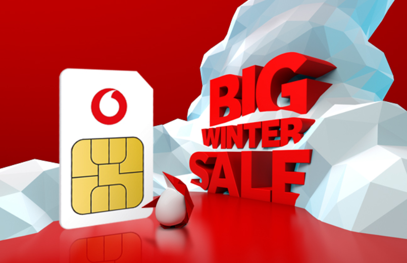 Vodafone Sale – Now on!