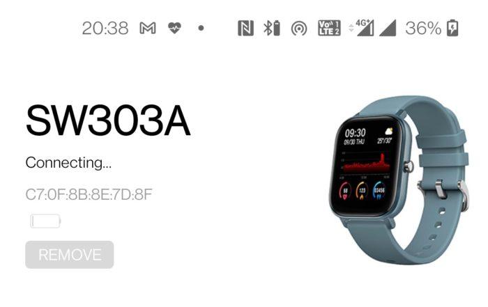 BingoFit Smartwatch    Review