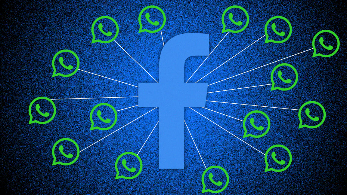 Latest What'sApp's Update – Forcing Users To Share More With FaceBook.