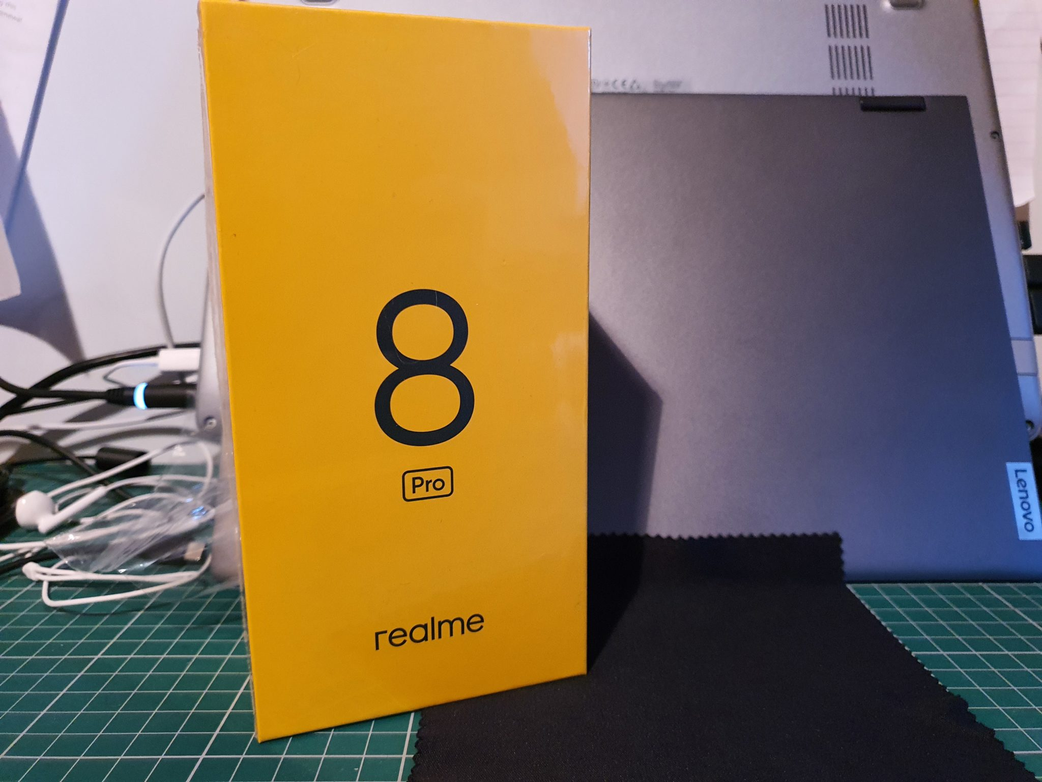 Realme 8 Pro -1st Impressions of this 108MP beauty!!